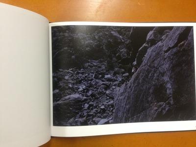 中里和人写真集『Night in Earth』2