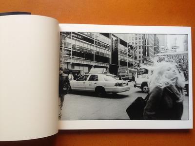 阿部淳写真集『ニューヨーク』1