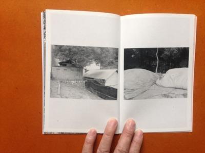 田山湖雪 著 写真誌『ちてんち 01 瀬戸川』3