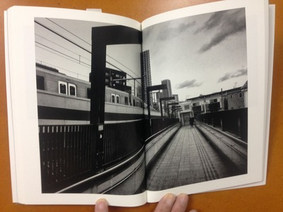 森山大道写真集『K』4