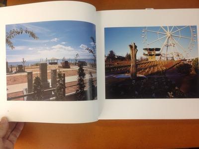 菊地一郎写真集「標景 2008-2014」2