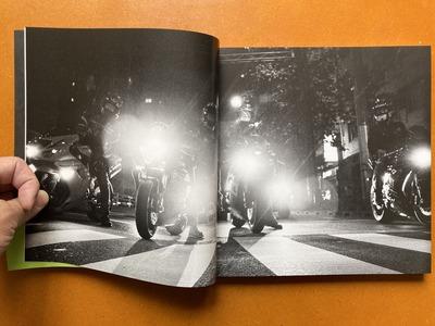 上出優之利写真集『888前夜』1