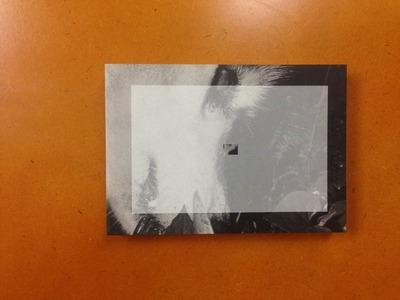 須田一政写真集『網膜直結指先目カメラ』