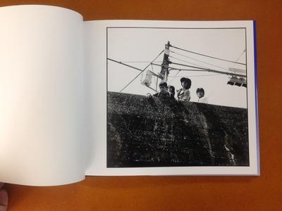 野口靖子写真集『青空の月』1
