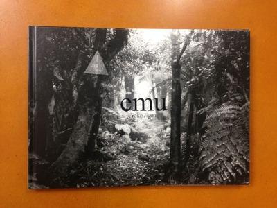 地現葉子写真集『emu』