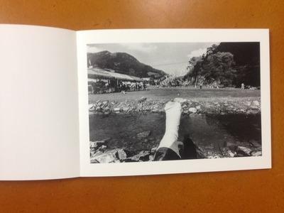 楢橋朝子写真集『ギプス』3
