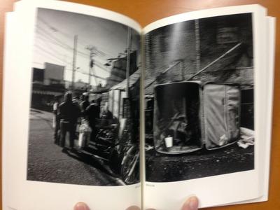 森山大道写真集『犬と網タイツ』4