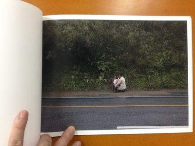 小田川悠写真集『水平に上げられた手の方へ』4