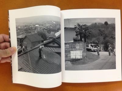 矢内靖史写真集『棕櫚の日曜日』2