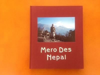 増尾紀代治写真集 『ネパールに生きる』