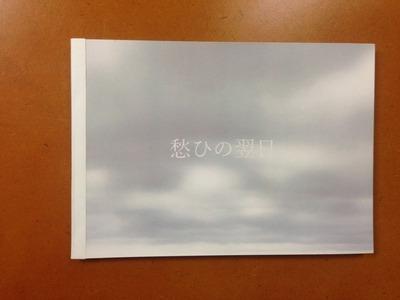 石毛優花写真集『愁ひの翌日』
