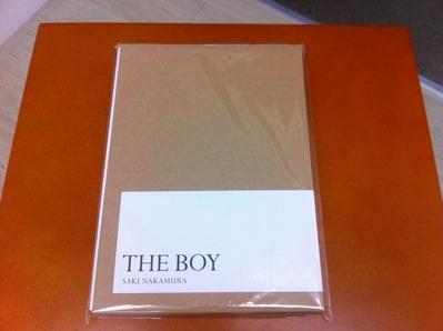 中村早写真集『THE BOY』