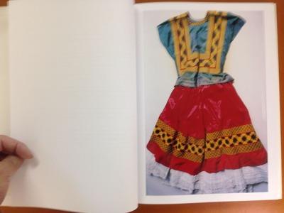 石内都写真集『Frida by Ishiuchi』1