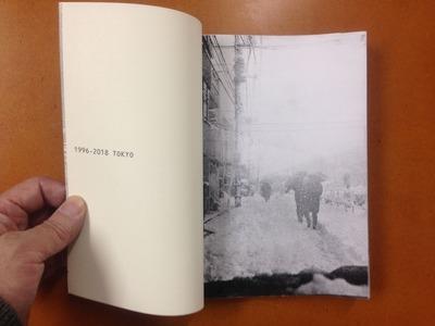 小原里美写真集『東京は雪』1
