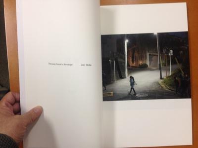 堀田純写真集『家路』1
