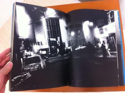中平卓馬写真集『来たるべき言葉のために』1