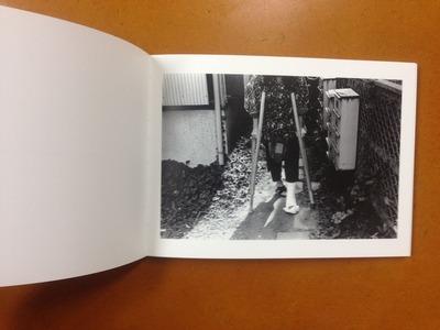 楢橋朝子写真集『ギプス』1