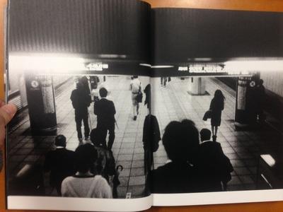 村上仁一写真集『地下鉄日記』2