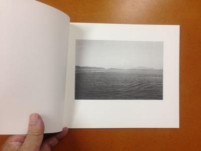 関田晋也写真集『反響 No.2 -海の街で-』1