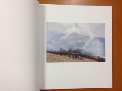 阿部祐己写真集『Trace of Fog』2