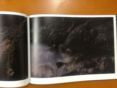 中里和人写真集『Night in Earth』1