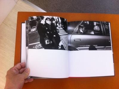 山内道雄写真集「東京2009-2010」2