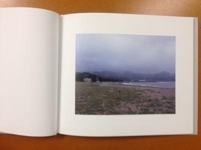 松谷友美写真集『山の光』1