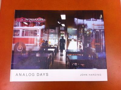ジョン・ハーディング写真集『ANALOG DAYS』