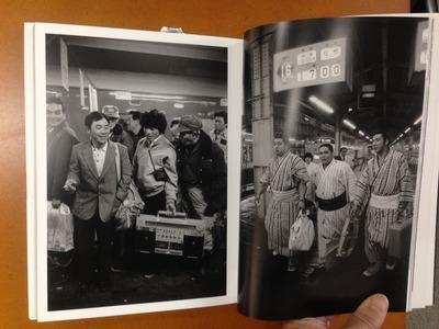 本橋成一写真集『上野駅の幕間・新装改訂版』2