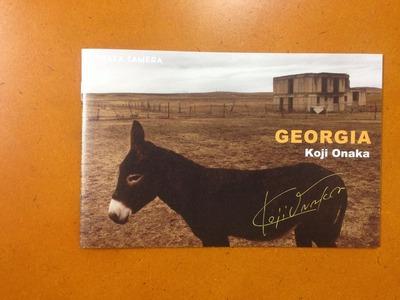 『街道マガジン 写真の友 Vol.4』georgia