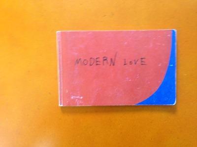 鈴木育郎写真集『MODEN LOVE (小)』