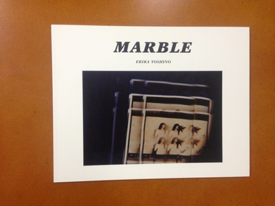 吉野英理香写真集『MARBLE』