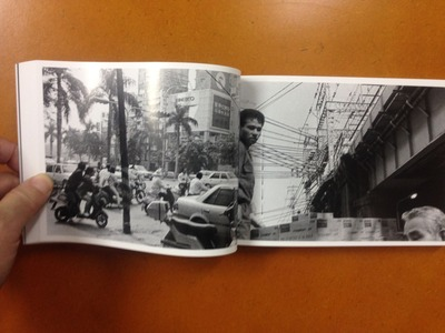 須田一政写真集『網膜直結指先目カメラ』2