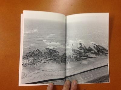 田山湖雪 著 写真誌『ちてんち 02 御前崎』2