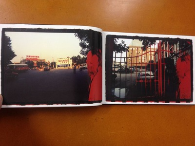 莫毅写真集『紅 1997-2007』1