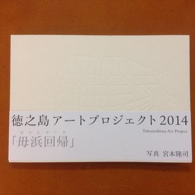 『徳之島アートプロジェクト2014「母浜回帰」』