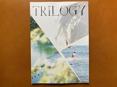 横内香子写真集『トリロジー』