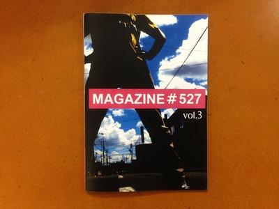 谷口雅彦責任編集『MAGAZINE#527 vol.3』