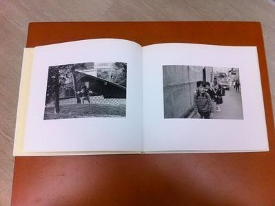牛腸茂雄写真集『幼年の「時間」』1