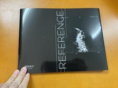 増田祐子写真集『REFERENCE』