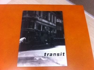森山大道写真集『transit』