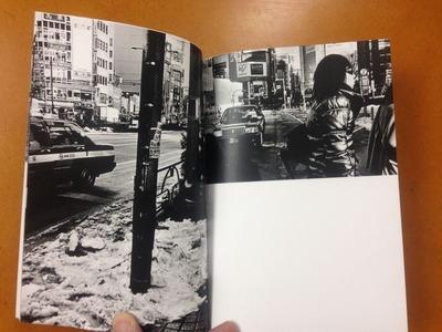小原里美写真集『東京は雪』3