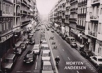 Morten Andersen写真集「M. in M. 」表紙縮小