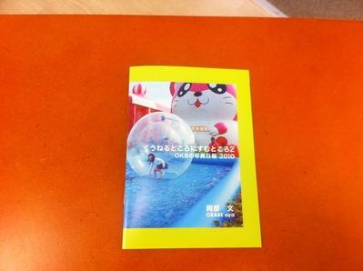岡部文写真集『くうねるところにすむところ2 OKBの写真日報 2010』