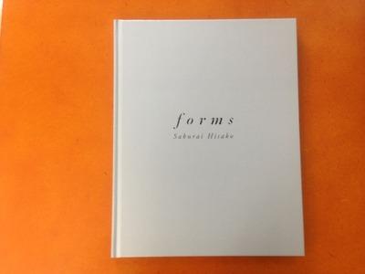 櫻井尚子写真集 『forms』