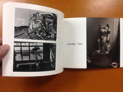 尾仲浩二写真集『Lucky Cat Catalogue』4