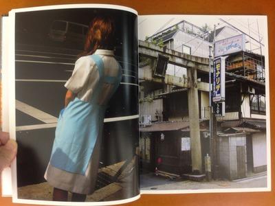 鍛冶谷直記写真集『Jpeg』3
