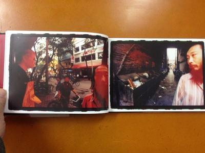 莫毅写真集『紅 1997-2007』2