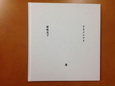 柿崎真子写真集『アオノニマス 廻』