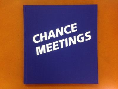 岡本安正写真集『CHANCE MEETINGS』